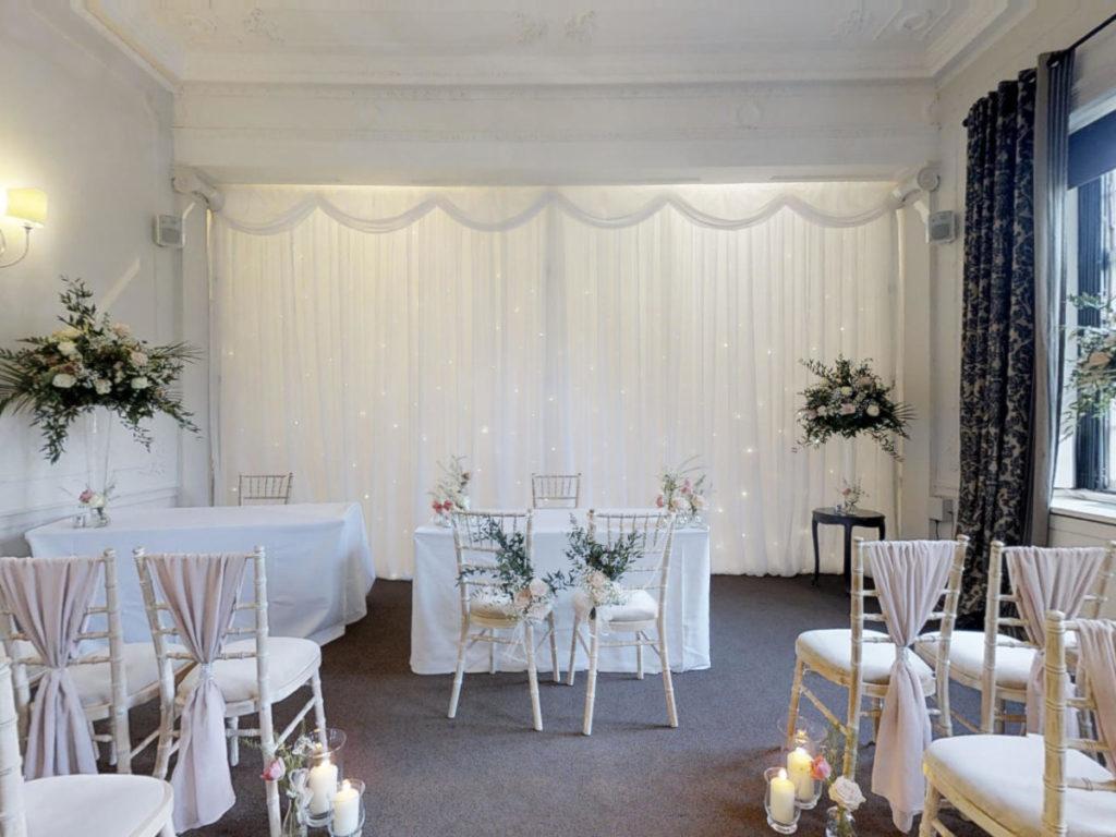 Milton Hill House Wedding Venue